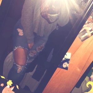fashion nova jeans!